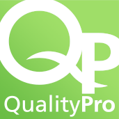 quality pro green icon